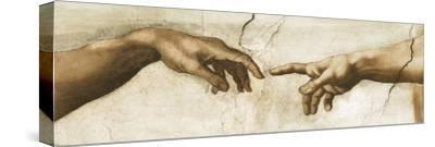 Creation of Adam - Focus