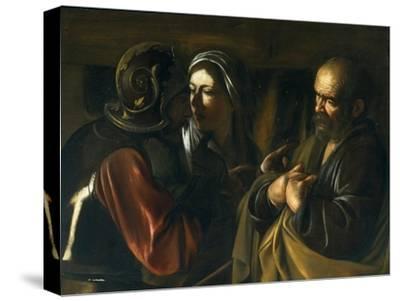 Denial of St Peter, 1610