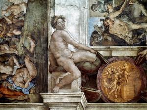Michelangelo: Idol by Michelangelo