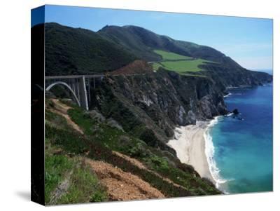 Bixby Bridge on Highway 1, Big Sur, CA