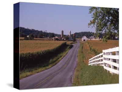 Country Road, Lancaster County, PA