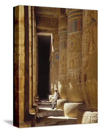 Egypt, West Bank, Luxor, Medinat Habu