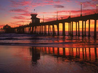 Huntington Beach Pier, CA