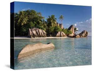 Anse Source d'Argent Beach, La Digue Island, Seychelles by Michele Falzone