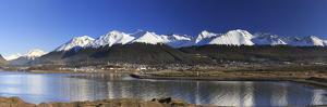 Argentina, Tierra Del Fuego, Ushuaia, Beagle Channel by Michele Falzone