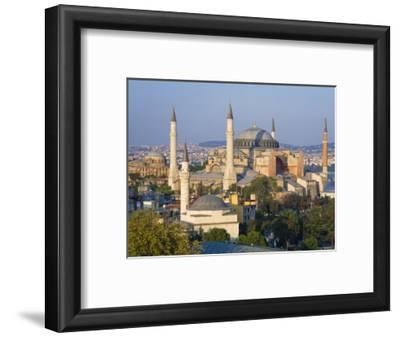 Aya Sofia, Sultanhamet, Istanbul, Turkey