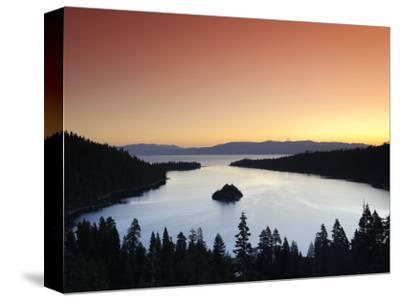 California/Nevada, Lake Tahoe, Emerald Bay, USA