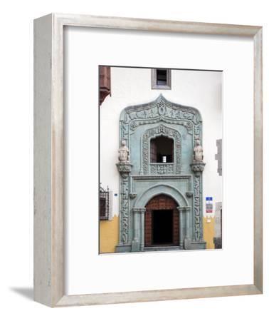 Canary Islands, Gran Canaria, Las Palmas De Gran Canaria, Vegueta, Casa Museo De Cristobal Colon