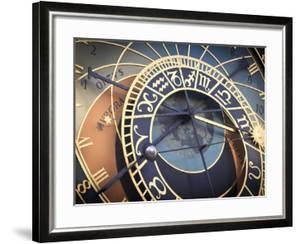 Czech Republic, Prague, Stare Mesto (Old Town), Astronomical Clock by Michele Falzone