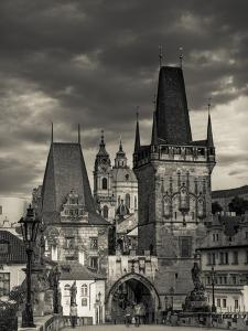 Czech Republic, Prague, Stare Mesto (Old Town), Little Quarter (Mala Strana) and Charles Bridge by Michele Falzone