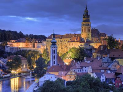 Czech Republic, South Bohemia, Cesky Krumlov by Michele Falzone