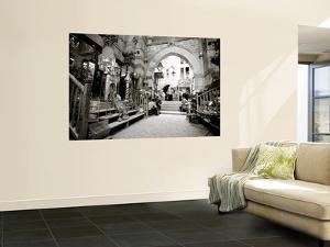 Egypt, Cairo, Islamic Quarter, Khan El Khalili Bazaar by Michele Falzone