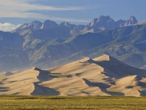 Great Sand Dunes National Park, Colorado, USA by Michele Falzone