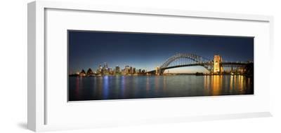 Harbour Bridge, Sydney, Nsw, Australia