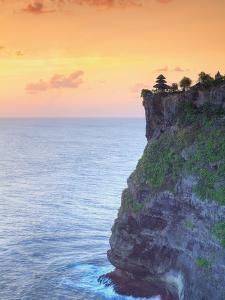 Indonesia, Bali, Uluwatu Clifftop Temple by Michele Falzone