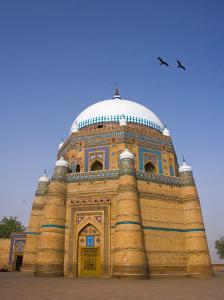 Islam Rukn i Alam mausoleum, Multan, Punjab Province, Pakistan by Michele Falzone