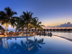 Maldives, Faafu Atoll, Filitheyo Island, Luxury Resort by Michele Falzone