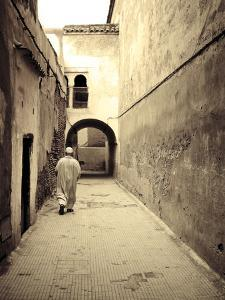 Morocco, Marrakech, Medina (Old Town) by Michele Falzone