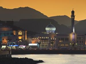 Oman, Muscat, Mutrah Corniche by Michele Falzone