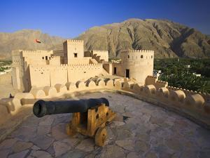 Oman, Nakhal, Nakhal Fort by Michele Falzone