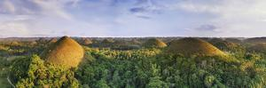 Philippines, Bohol, Chocolate Hills by Michele Falzone