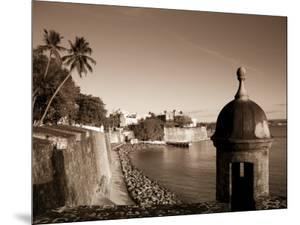 San Juan, Old Town, Paseo Del Morro and La Muralla, Puerto Rico by Michele Falzone