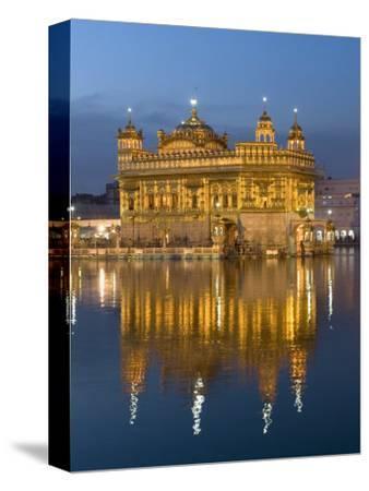 Sikh Golden Temple of Amritsar, Punjab, India