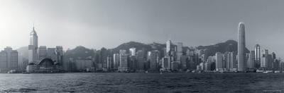 Skyline of Hong Kong Island from Kowloon, Hong Kong, China by Michele Falzone