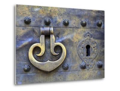 Spain, Andalucia, Cordoba, Mezquita Catedral (Mosque - Cathedral) (UNESCO Site), Door Detail