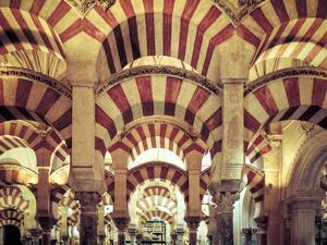 Spain, Andalucia, Cordoba, Mezquita Catedral (Mosque - Cathedral) (UNESCO Site) by Michele Falzone