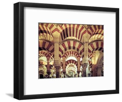 Spain, Andalucia, Cordoba, Mezquita Catedral (Mosque - Cathedral) (UNESCO Site)