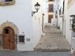 Spain, Balearic Islands, Ibiza, Ibiza Old Town (UNESCO Site), Dalt Vila by Michele Falzone