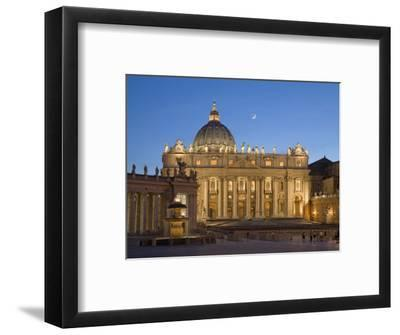 St. Peter's Basilica, the Vatican, Rome, Italy