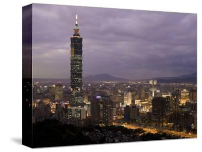 Taipei 101 Skyscraper, Taipei, Taiwan