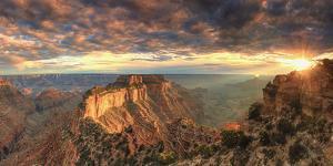 USA, Arizona, Grand Canyon National Park, North Rim, Cape Royale by Michele Falzone