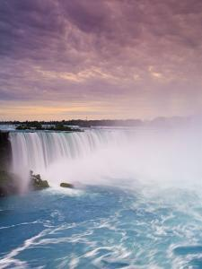 Waterfall at Niagara Falls, Ontario, Canada by Michele Falzone