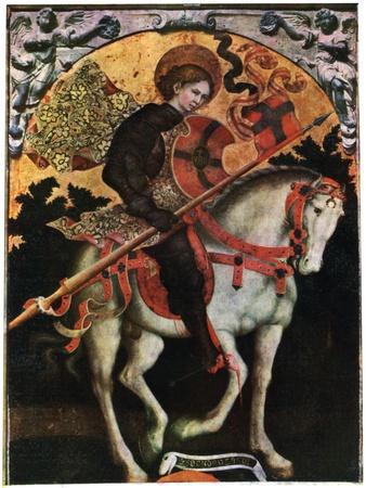 St Chrisogonus, 15th Century