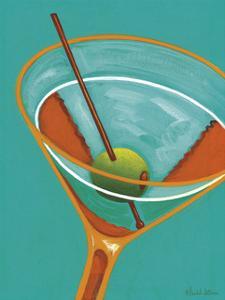 Sunglow Martini II by Michele Killman