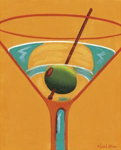Sunglow Martini III by Michele Killman