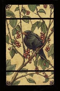 Apple Raven by Michele Meissner