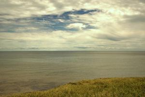 Canada, Prince Edward Island. Horizon over ocean by Michele Molinari