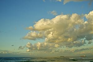 Israel, Haifa. Mediterranean sea by Michele Molinari