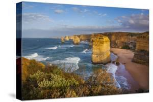Twelve Apostles, Port Campbell National Park along the Great Ocean Road in Victoria, Australia. by Michele Niles