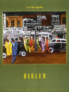 Harlem by Michele Wood
