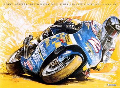 Michelin, Kenny Roberts Cycle