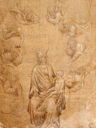 Madonna and Child with Prophets
