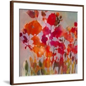 Les Fleurs by Michelle Abrams