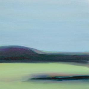 Lunar Blue by Michelle Abrams