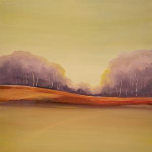 Orange Valley by Michelle Abrams