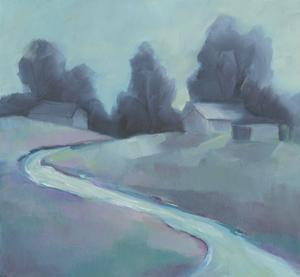 Winter Morning by Michelle Abrams